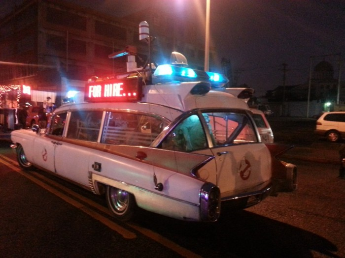 For Sale: 1960 Cadillac Superior Hightop Ambulance Combo