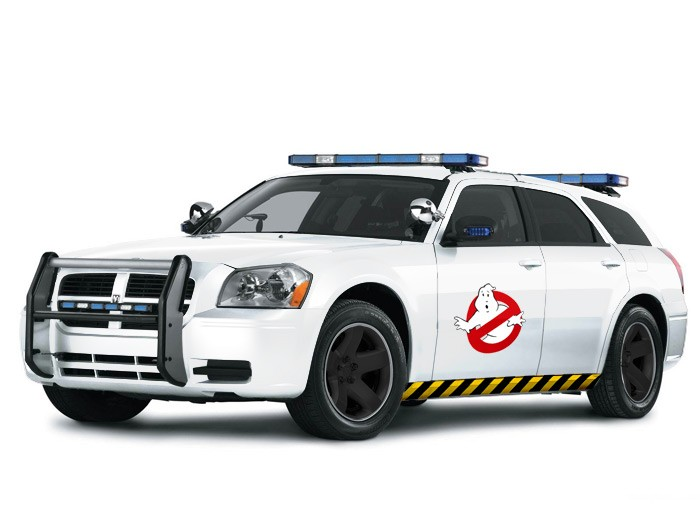 Ghostbusters 3 Car Image