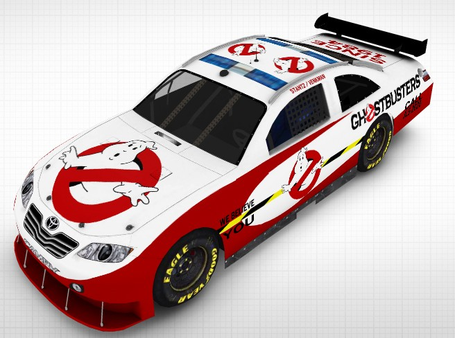Ghostbusters 3 Car to be ghostbuster cars