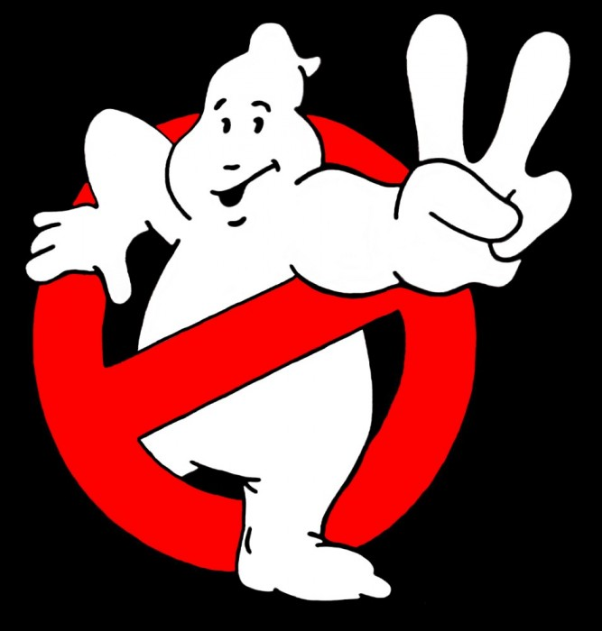 dr. fisk's ghostbusters 2 logo hq - fan art - ghostbusters fans