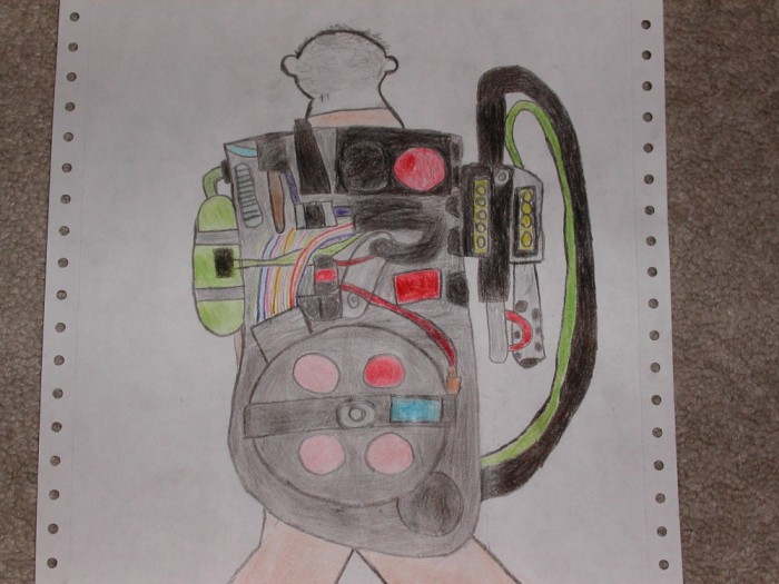 Ghostguy16 S Ghostbusters The Video Game Proton Pack With