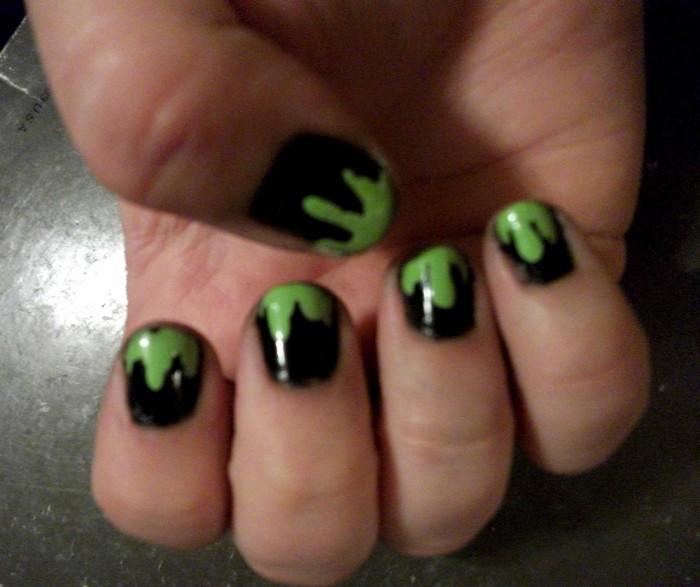 Aliencatxs Ghostbusters Nail Art Fan Art Ghostbusters Fans