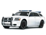 AJ Quick's Dodge Magnum Ectomobile