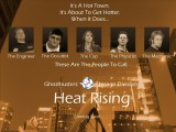 Dan Shannon's Ghostbusters: Chicago Division Heat Rising Teaser