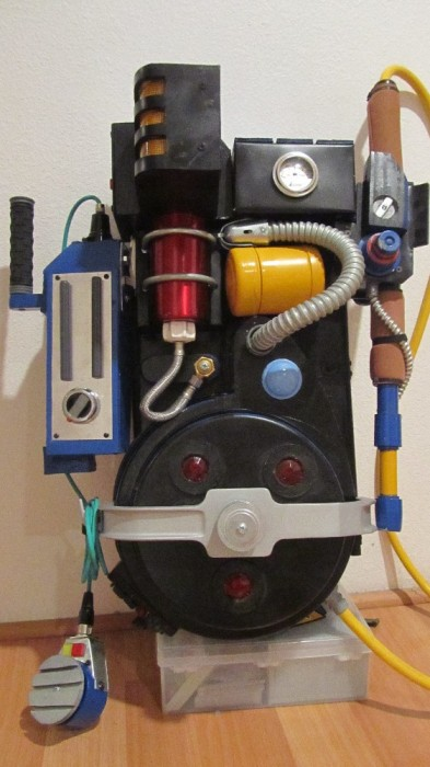 Gboy6 S Proton Pack Proton Packs Fan Props Ghostbusters Fans