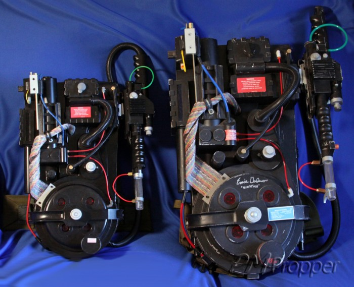 Ghostbusterpm S Proton Pack Proton Packs Fan Props Ghostbusters Fans
