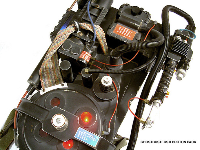 Information On Ghostbusters Equipment Ghostbusters Fans