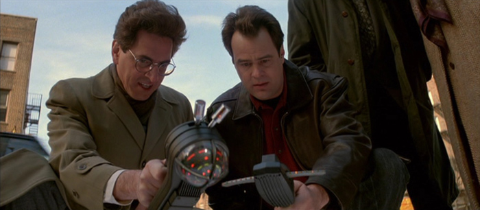 PKE meter in GB2 - Ghostbusters Fans