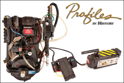 Screen Used Proton Pack Auctioned At Profiles In History