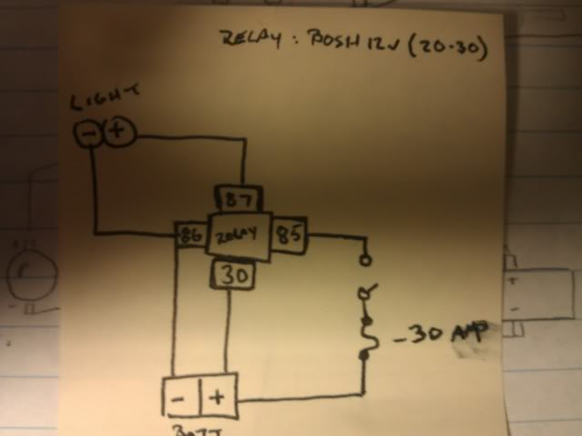 Would This Be The Correct Way To Wire Relay From An Independent Power Source: Vista Light Bar Wiring Diagram At Submiturlfor.com