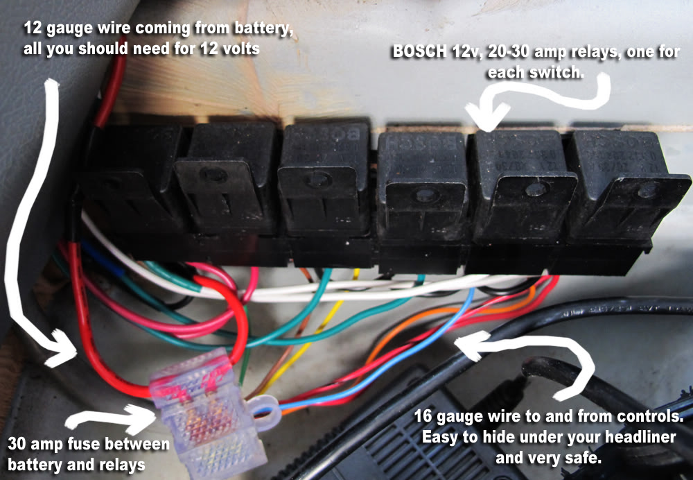 Installing lightbars all round basics ghostbusters fans image mozeypictures Image collections