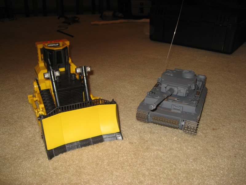 Rc Killdozer Project Ghostbusters Fans