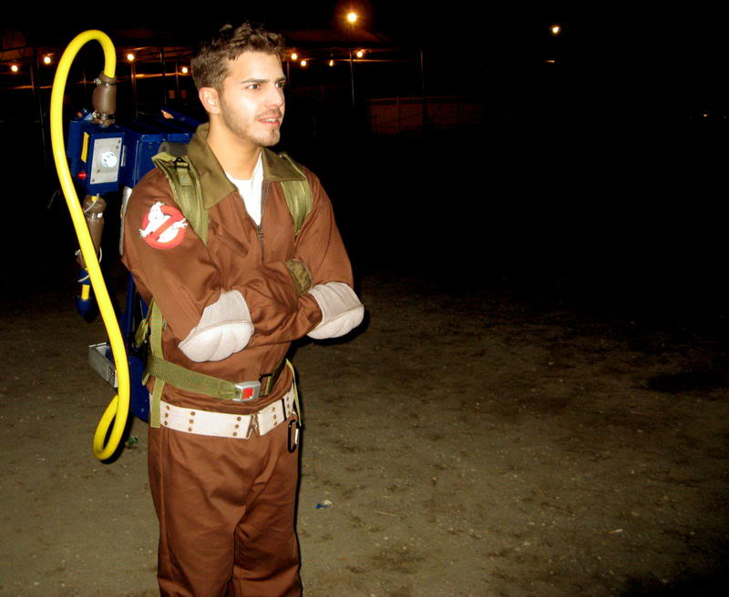 i saw u some1 post my old rgb peter suit here but this past halloweens was way better.  sc 1 st  Ghostbusters Fans & RGB Venkman costume - Ghostbusters Fans