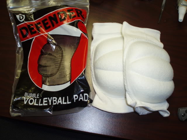 Elbow Pads GBFans.com Costume Volleyball Knee