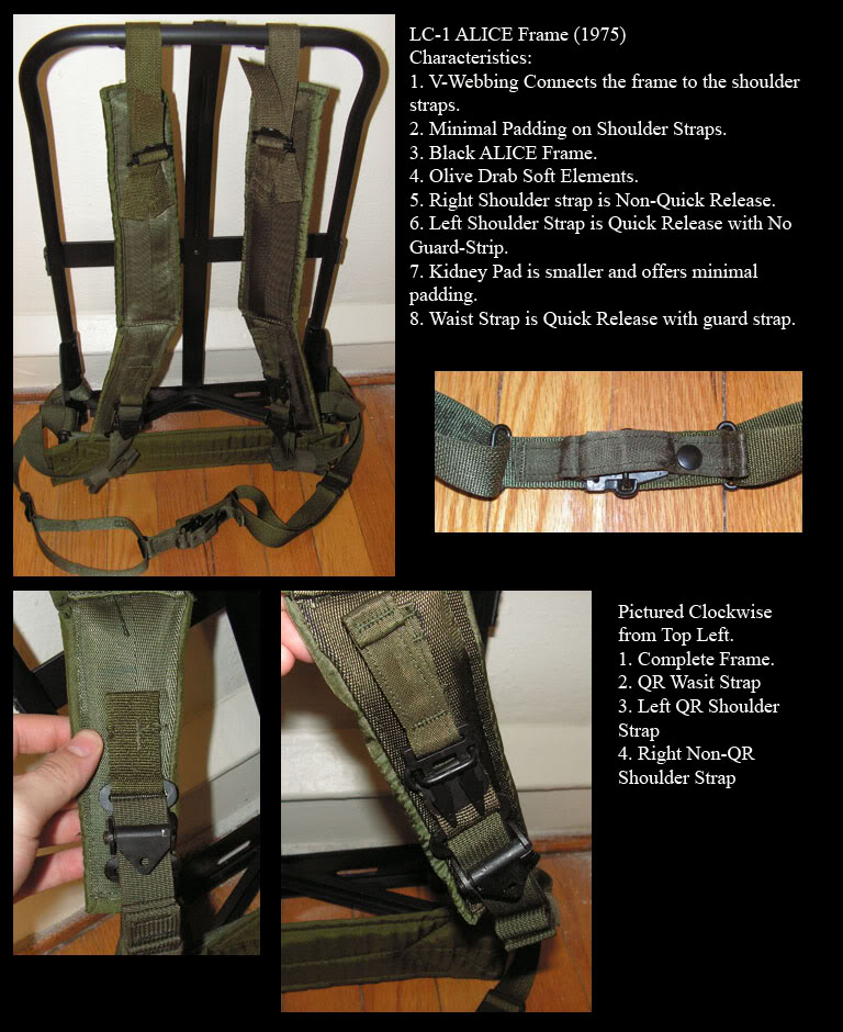 c275fdfe9f70 ALICE Frame Information (GB GBII) + Strap Guide - Ghostbusters Fans