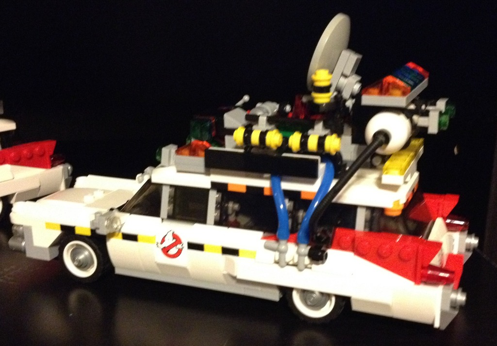 Ghostbusters Lego The Possibilities Are Limitless