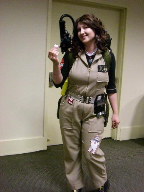 image sc 1 st ghostbusters fans image number 27 of ghostbuster costume girl