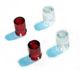 Pack: LED Cliplites (Red & Clear)