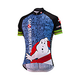Ghostbusters Slimer Cycling Jersey (Mens)