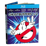 Ghostbusters & Ghostbusters 2 Set (Blu-ray)