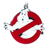 Ghostbusters No-Ghost Logo Keychain
