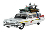 Hot Wheels Elite 1:18 Scale Ecto-1a
