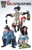New Ghostbusters #2