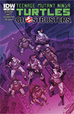TMNT Ghostbusters Issue #2