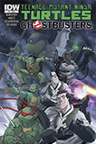 TMNT Ghostbusters Issue #1