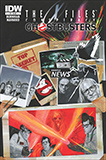 X-Files Conspiracy Ghostbusters #1