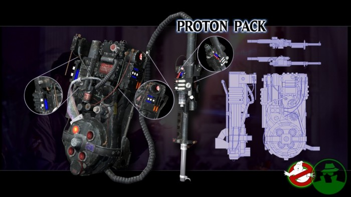 Proton Pack Games Ghostbusters Fans Wiki