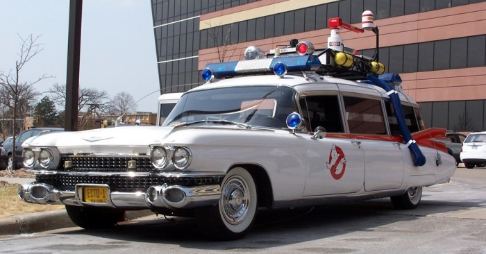 1959 Cadillac Miller-Meteor Combo - Equipment - Ghostbusters Fans Wiki