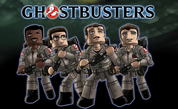 Fan art Ghostbusters - Page 6 915_7569054859