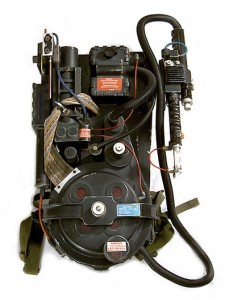 Proton Pack Equipment Ghostbusters Fans Wiki