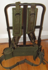 b335974060f7 The LC-2 has a larger Kidney Pad and bigger straps along with a straight  connection from Strap to Frame. The waist strap can either have a small  plastic ...