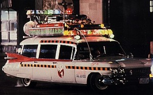 The Ectomobile Equipment Ghostbusters Fans Wiki