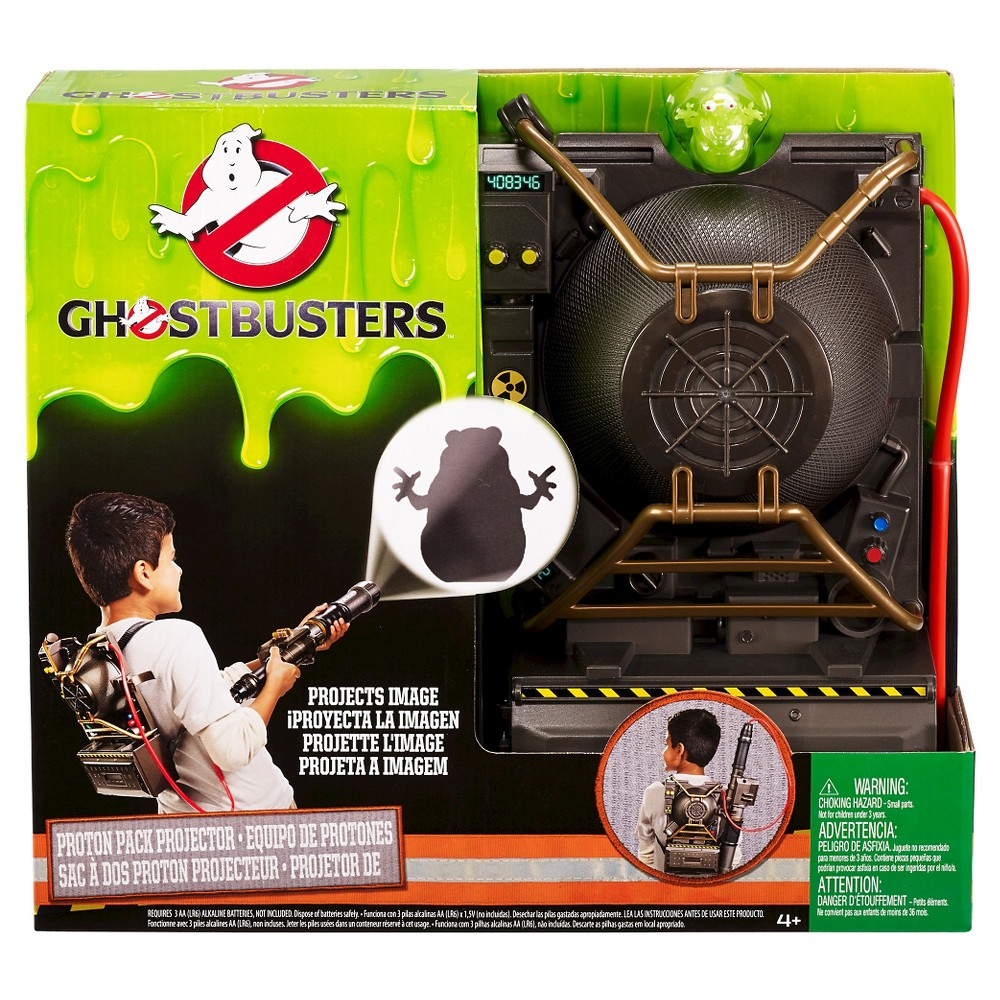 Ghostbusters 2016 Electronic Proton Pack Shop
