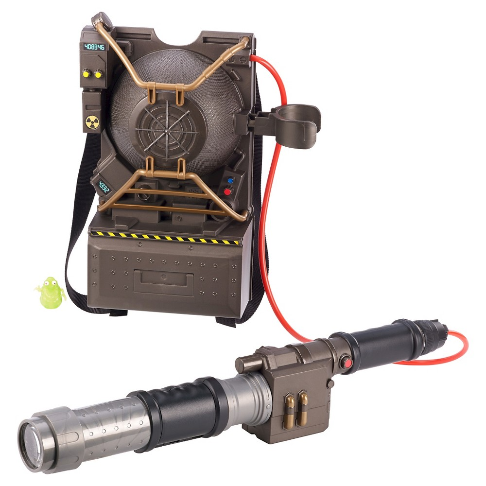 Ghostbusters 2016 Electronic Proton Pack Merchandise