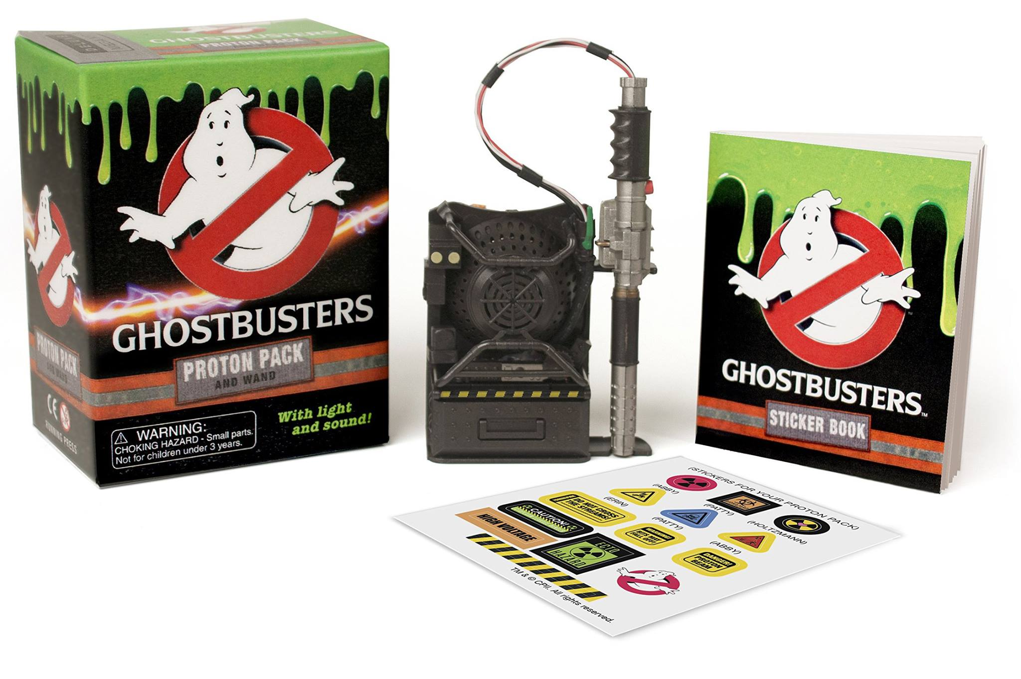 Ghostbusters 2016 Proton Pack And Wand Merchandise