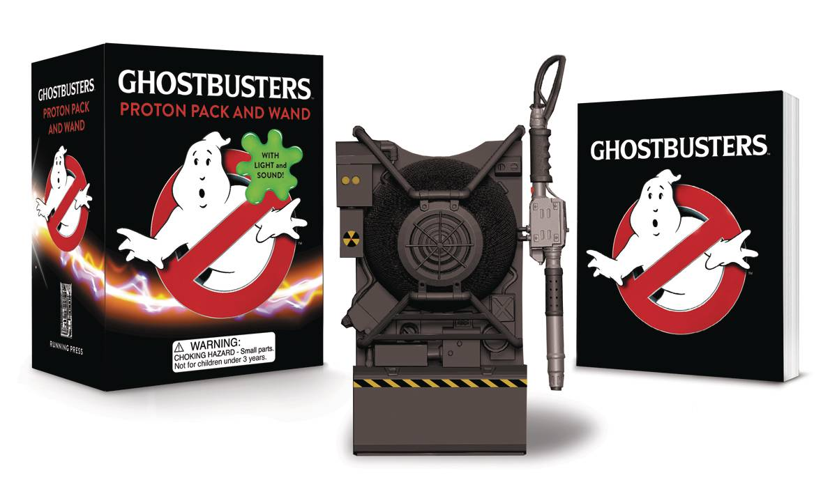 Ghostbusters 2016 Proton Pack And Wand Shop Ghostbusters Fans
