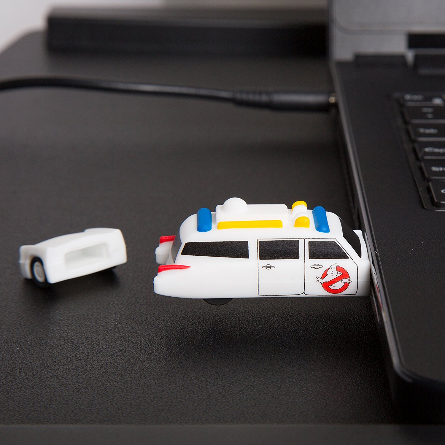 Ghostbusters Ecto 1 16gb Usb Flash Drive Shop Ghostbusters Fans