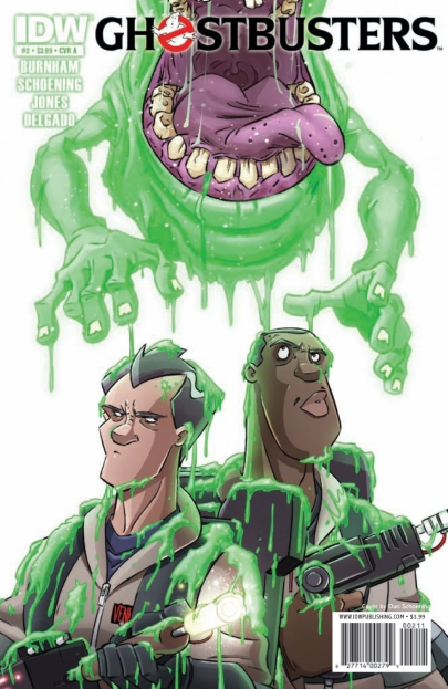 Ghostbusters Monthly 2 Comic Books Shop