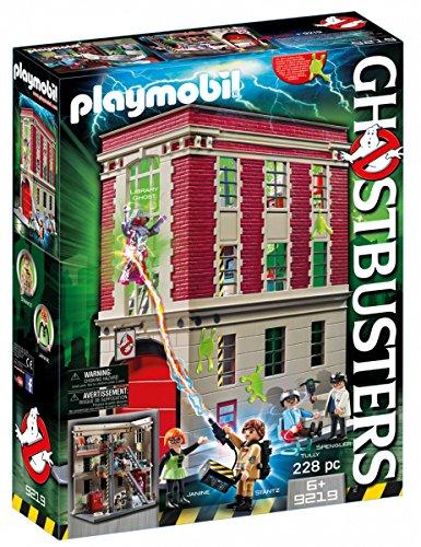 playmobil halloween ghostbusters