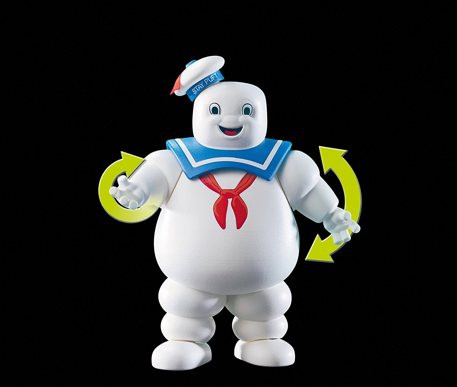 Ghostbusters Playmobil Stay Puft Marshmallow Man Shop