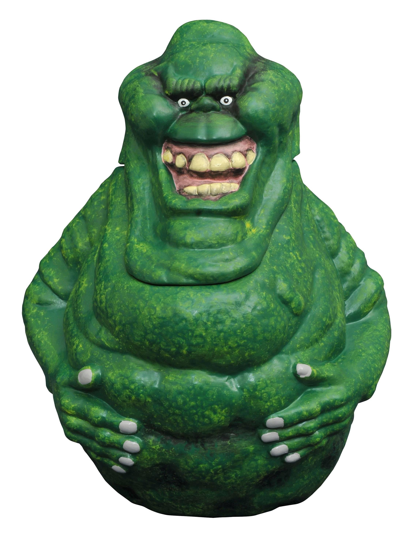 Ghostbusters Slimer Cookie Jar - Shop - Ghostbusters Fans