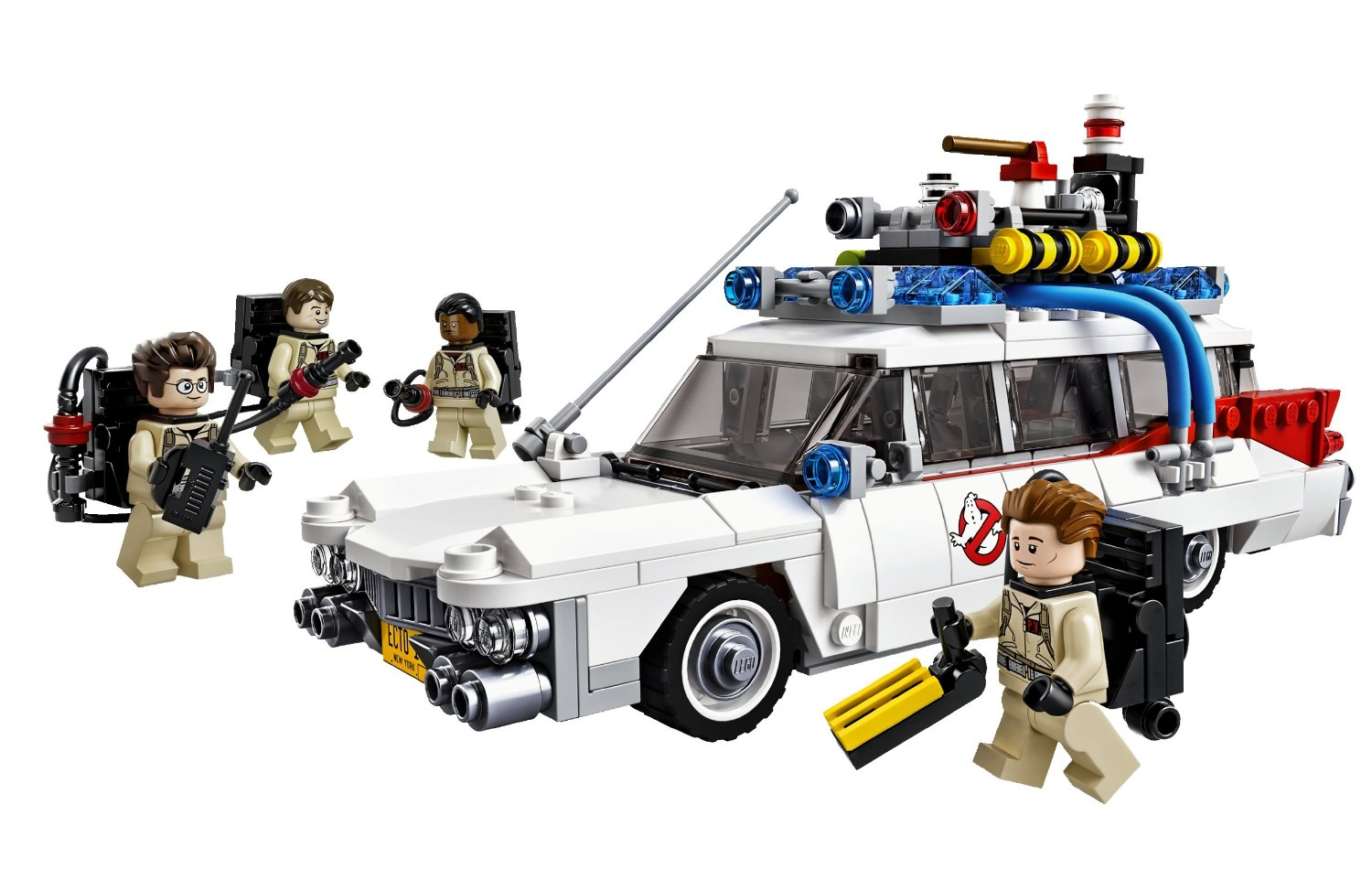 lego ghostbusters ecto 1 21108 shop ghostbusters fans. Black Bedroom Furniture Sets. Home Design Ideas