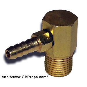 Pack: Clippard Brass Elbow