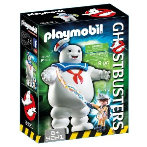 Ghostbusters Playmobil Stay Puft Marshmallow Man