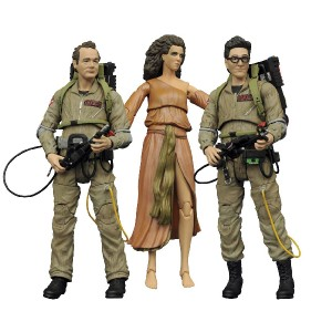 Ghostbusters Select Action Figures - Series 2
