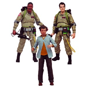 Ghostbusters Select Action Figures - Series 1